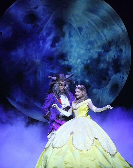 Beauty and the Beast Christmas Pantomime